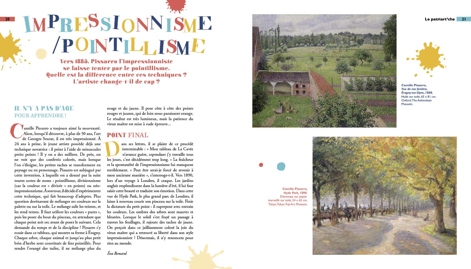 Extrait en ligne Camille Pissarro