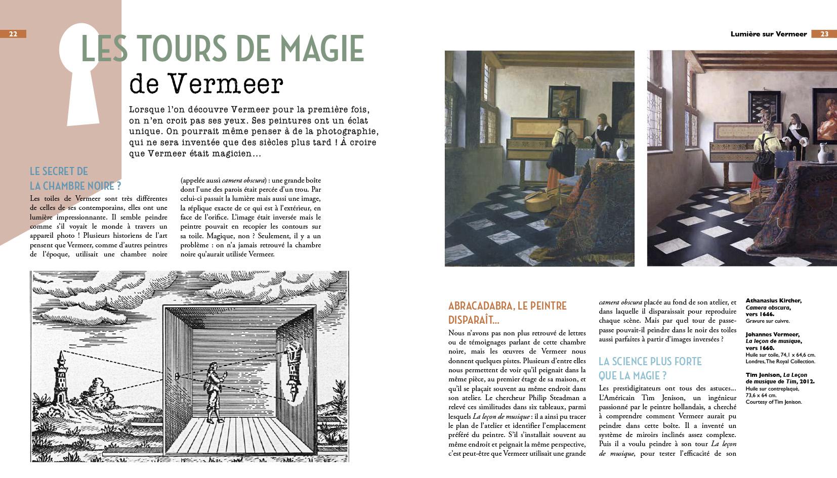 Extrait en ligne Johannes Vermeer