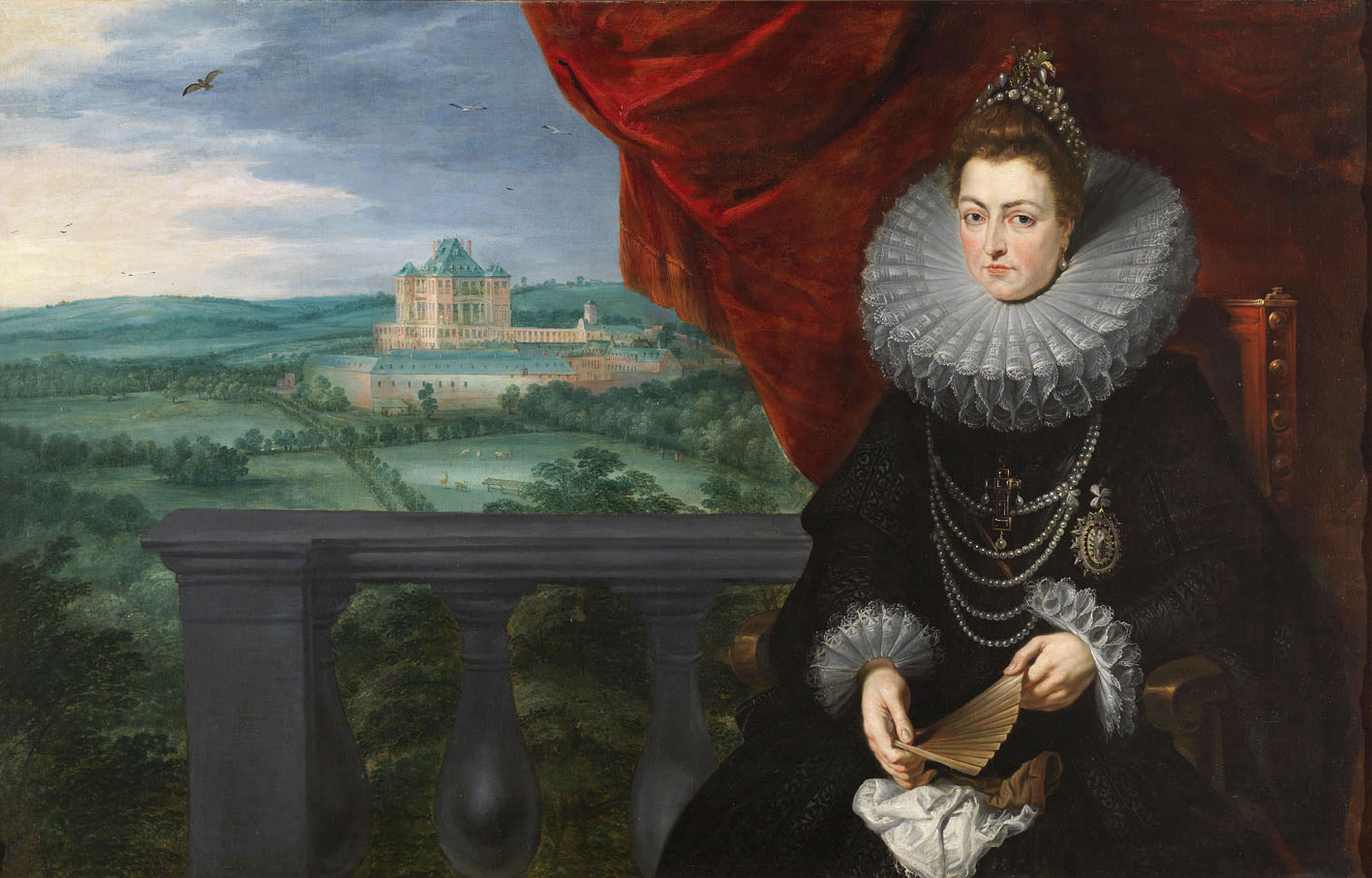 Exposition Rubens, portraits princiers