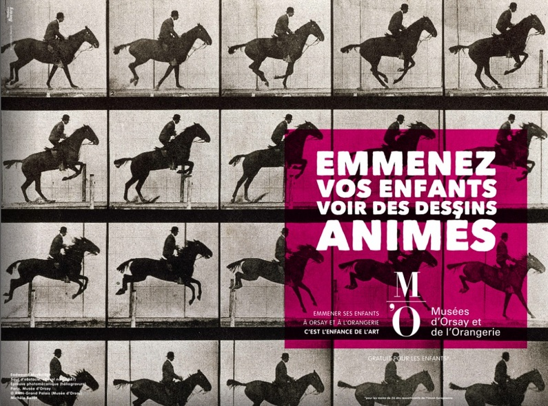 Bienvenue au musée d'Orsay