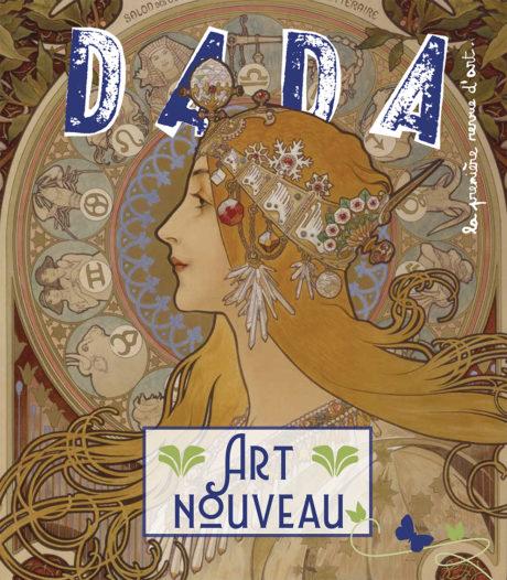 revue DADA Art nouveaucouv230bd