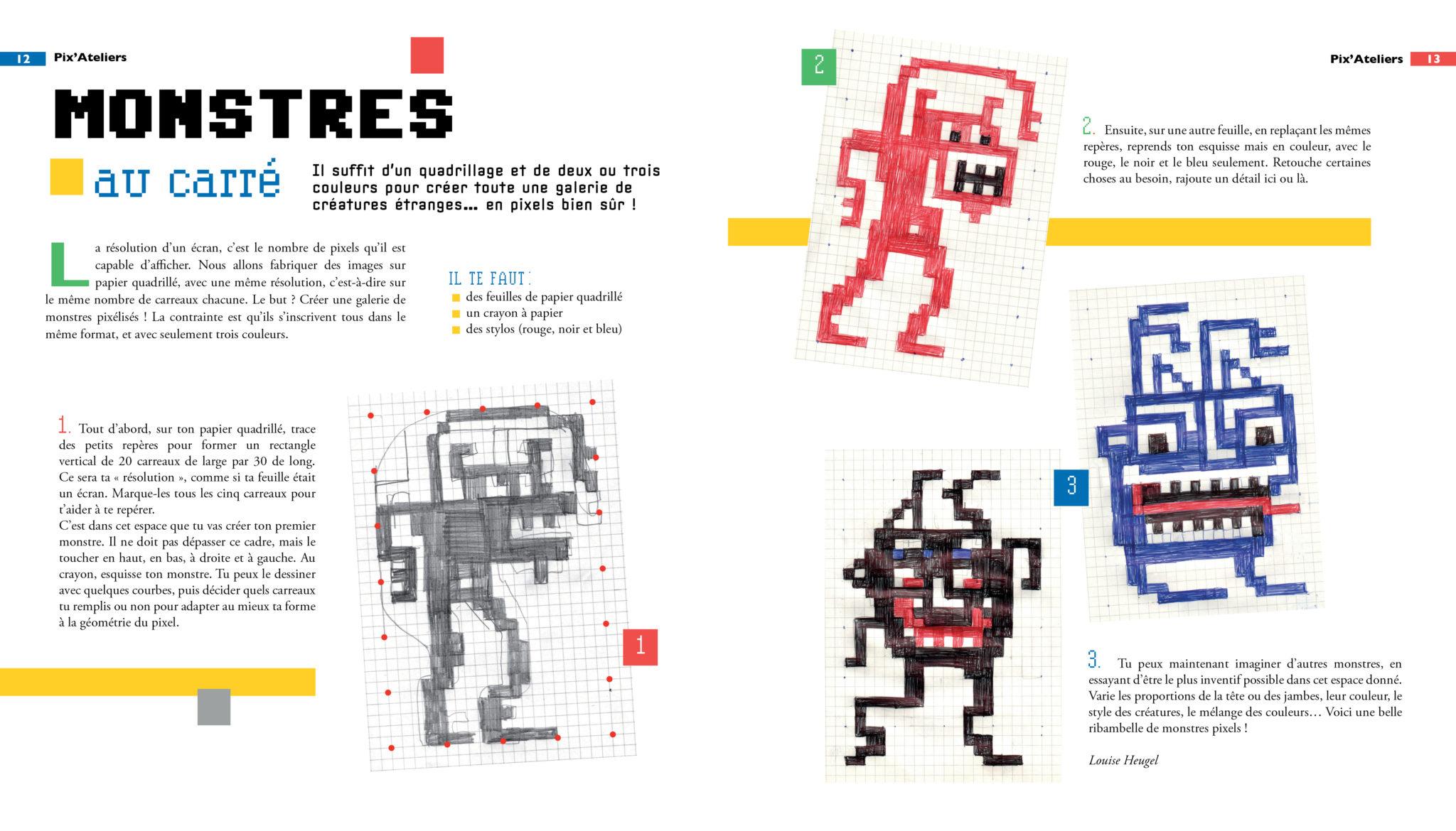 La Revue Dada Boutique Revues Pixel Art