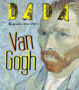 couverture de la revue DADA van Gogh