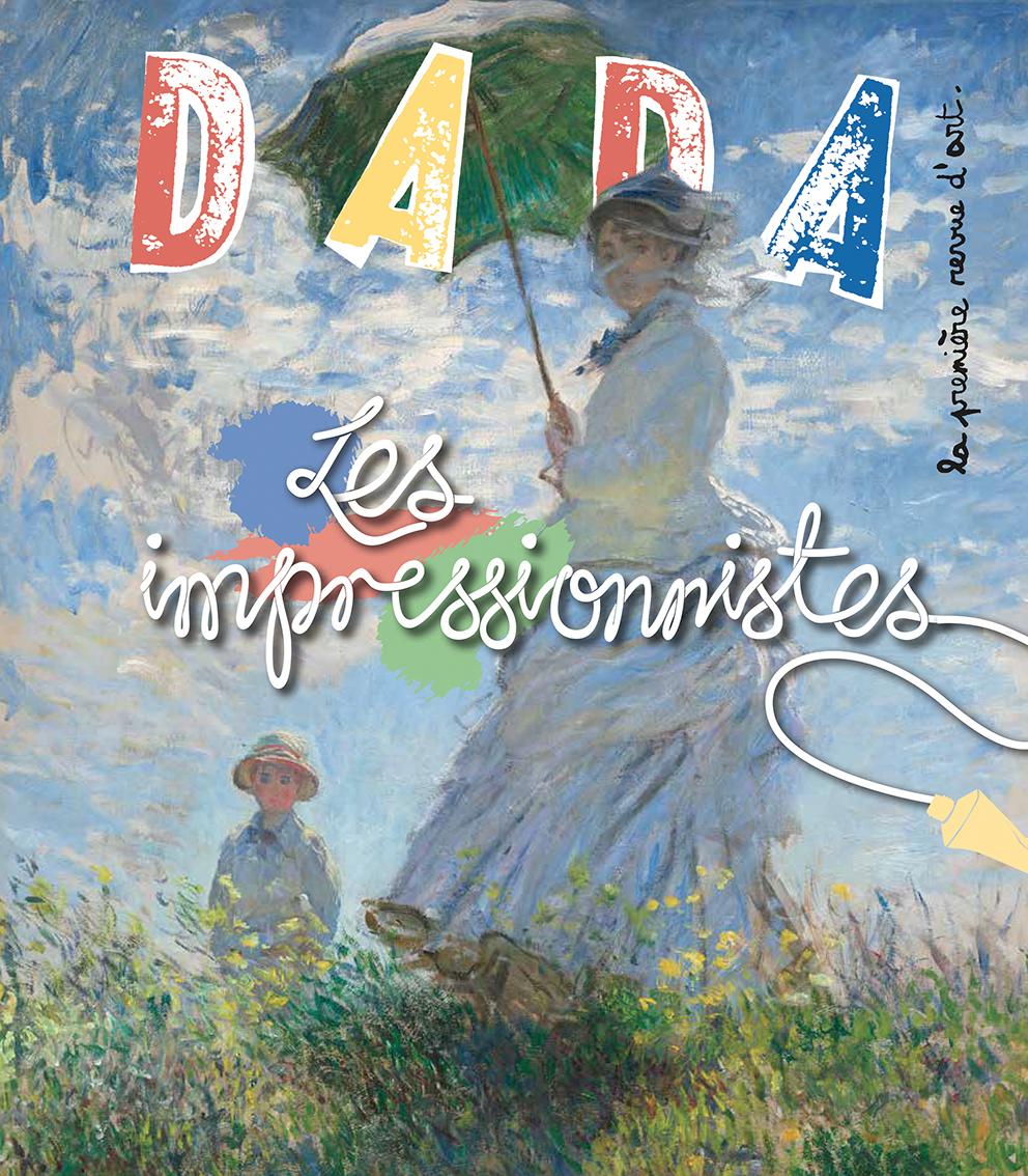 Couverture de la revue Dada