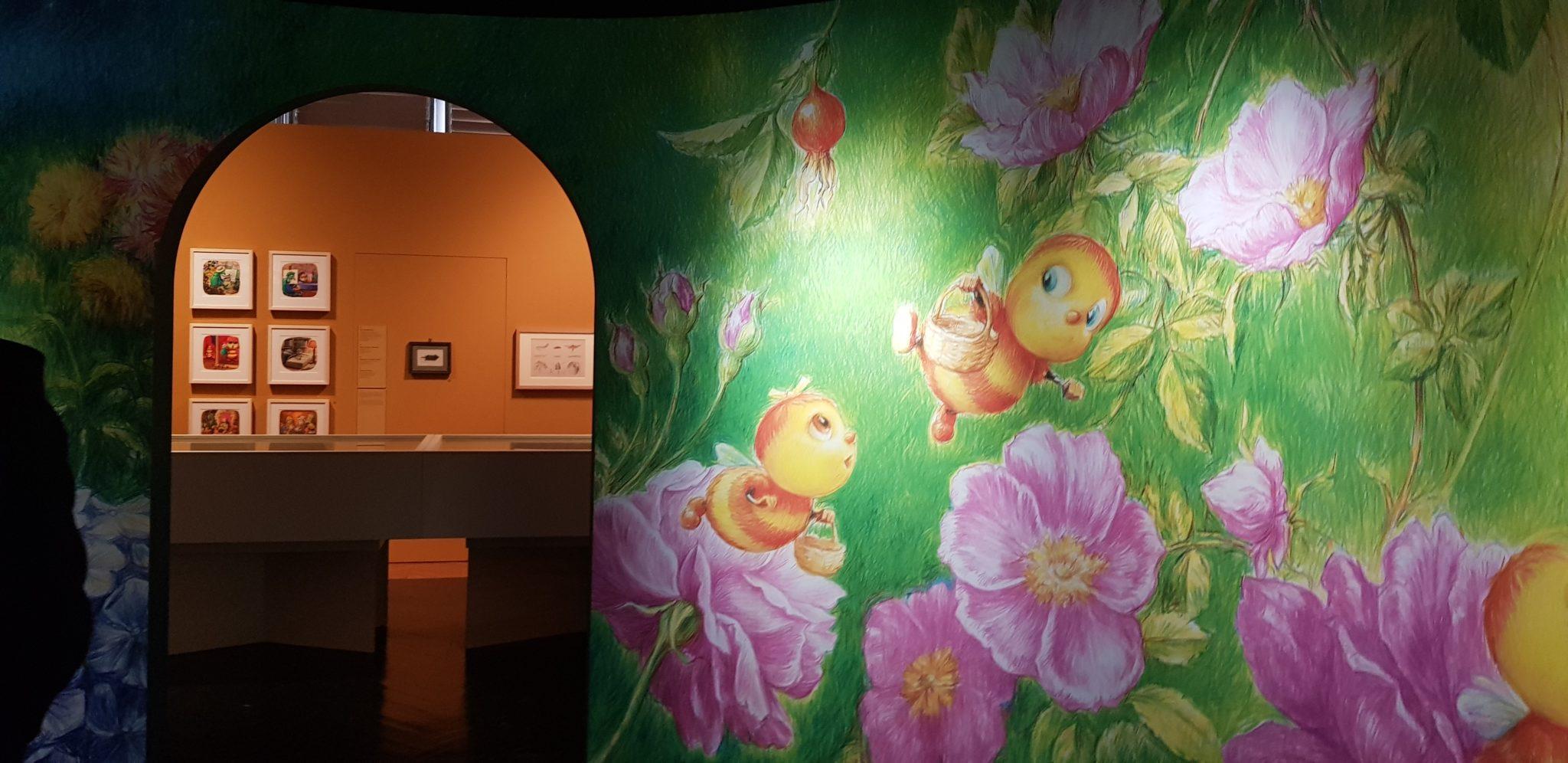 Exposition Drôles de petites bêtes d'Antoon Krings
