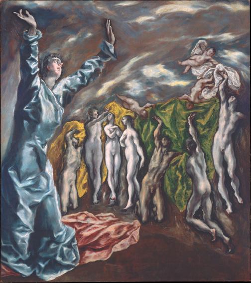 Rétrospective El Greco au Grand Palais