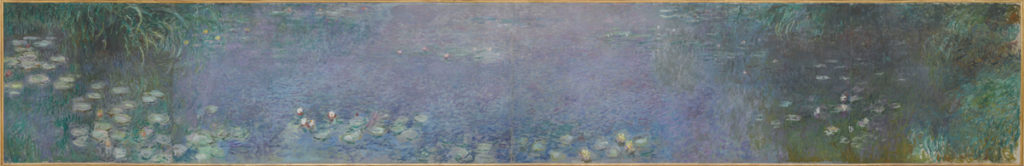 Claude Monet, Les Nymphéas : Matin