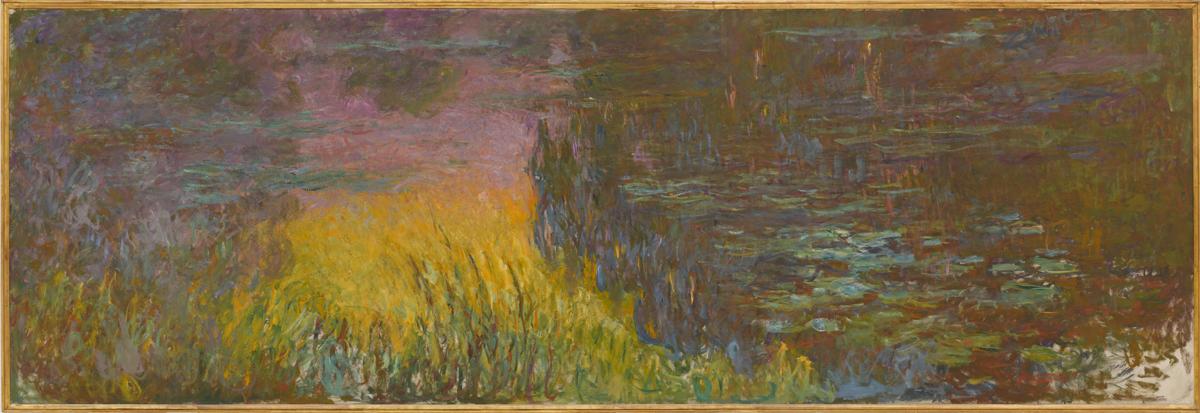 Tout Claude Monet en une oeuvre