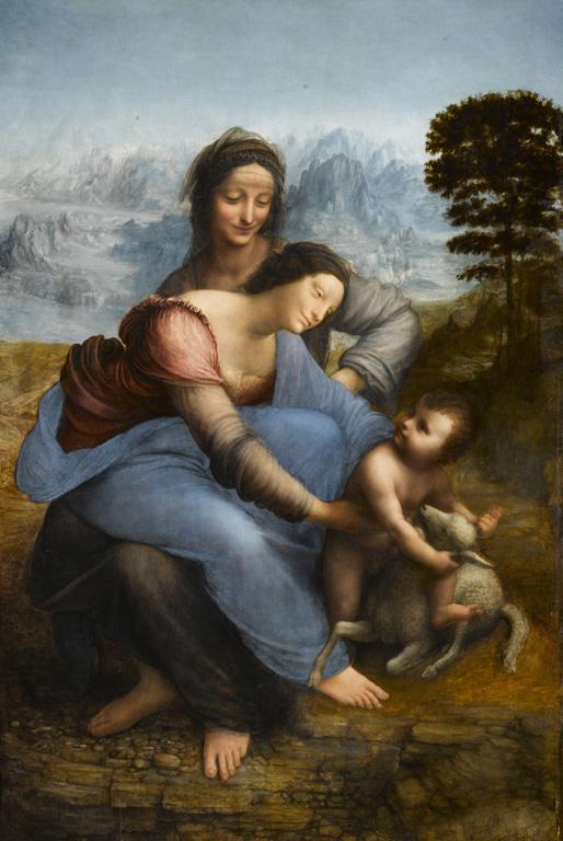 Tout Léonard de Vinci en une oeuvre