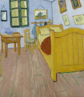 Tableau La Chambre de Van Gogh
