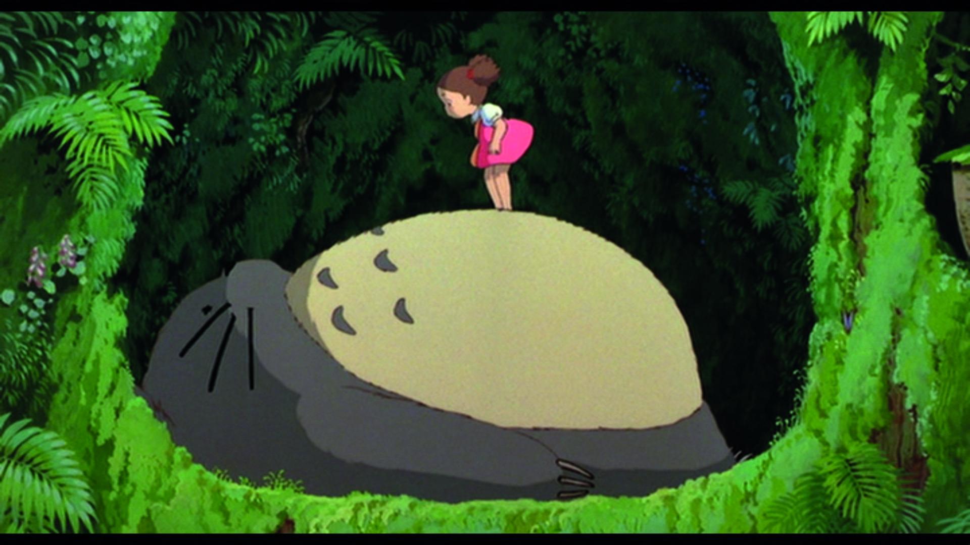 Tout Hayao Miyazaki en une séquence