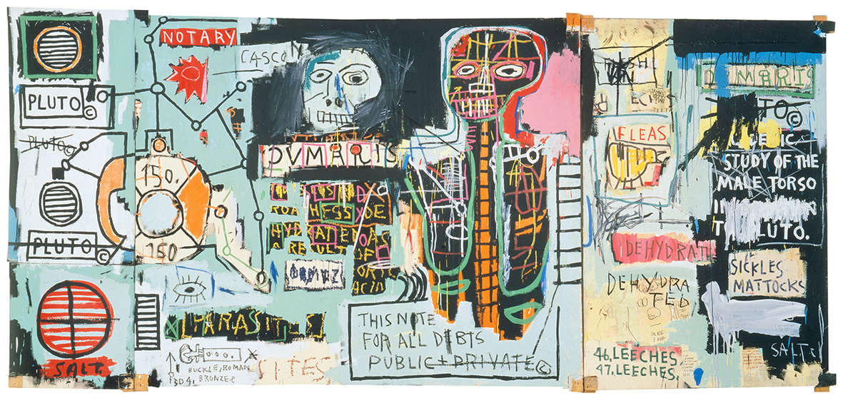 Tout Jean-Michel Basquiat en une oeuvre