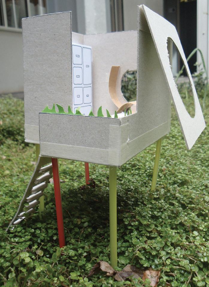 Activité autour de Le Corbusier