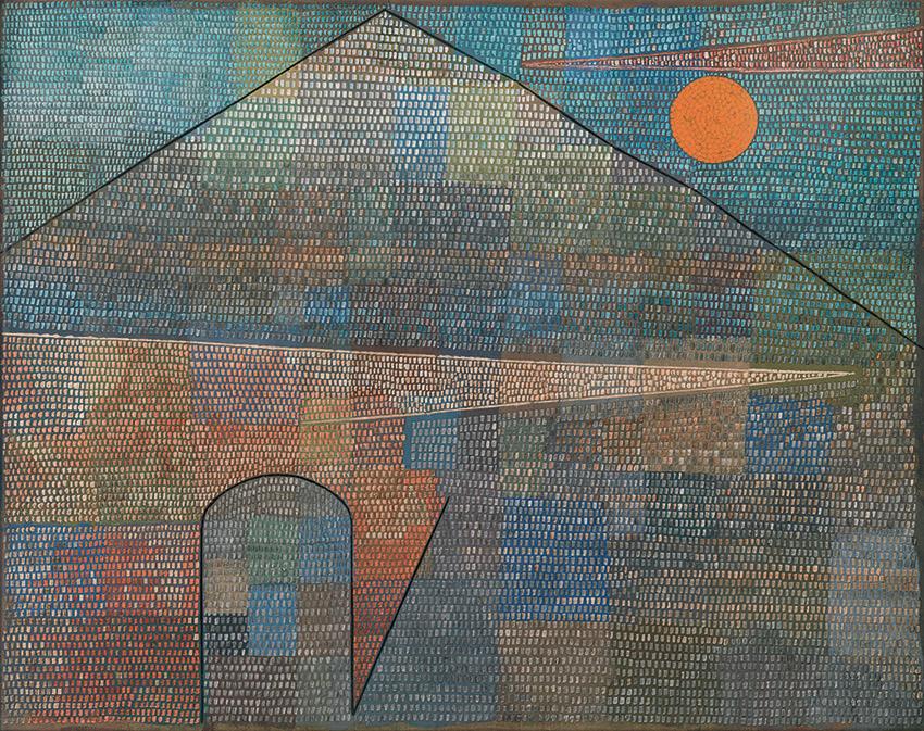 Tout Paul Klee en une oeuvre