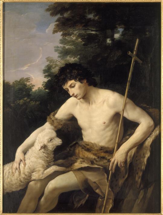 Guido Reni, Saint-Jean-Baptiste
