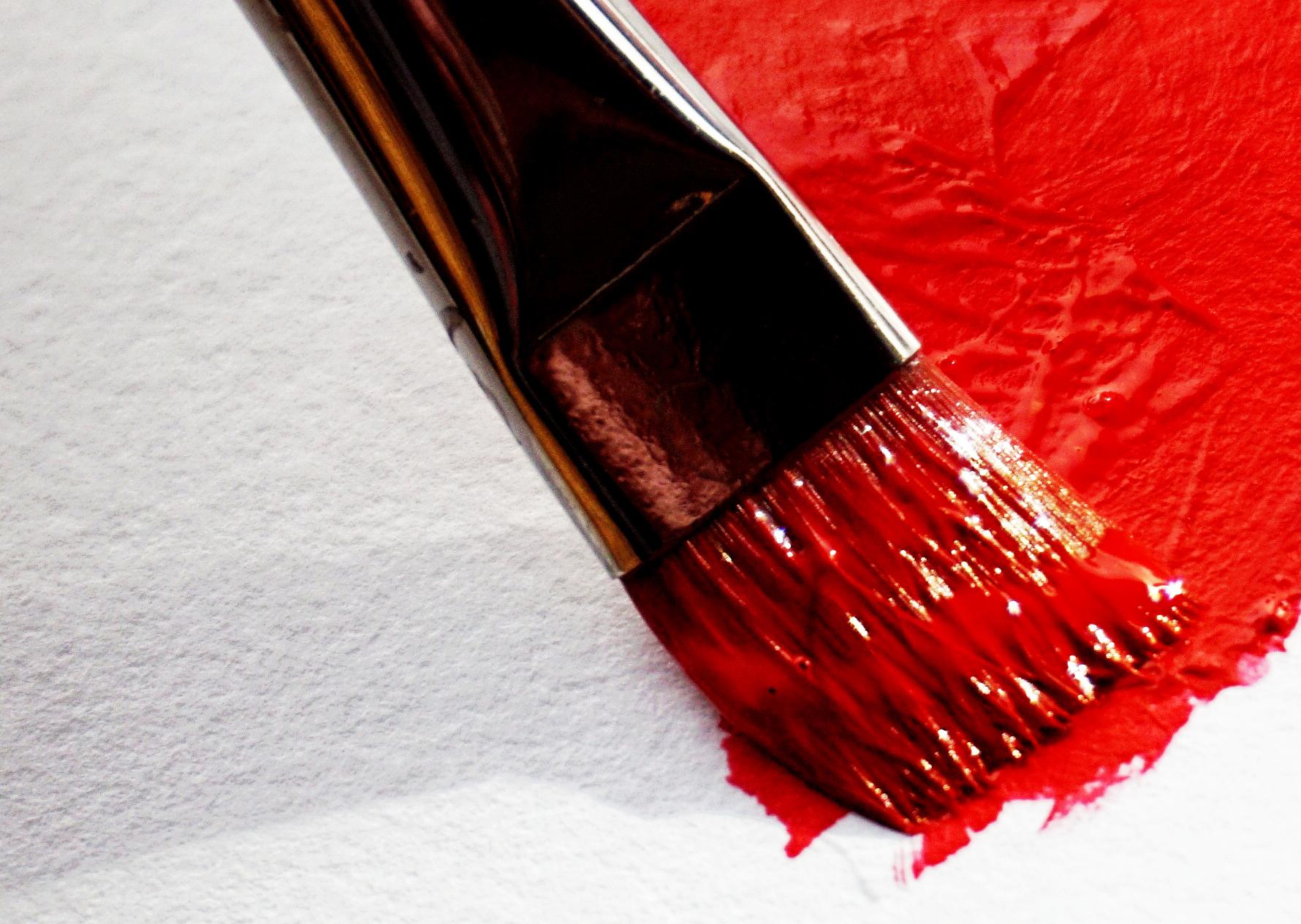 Le Rouge et ses 6 accords colorés