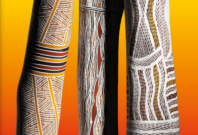 L'art aborigène à la Fondation Opale